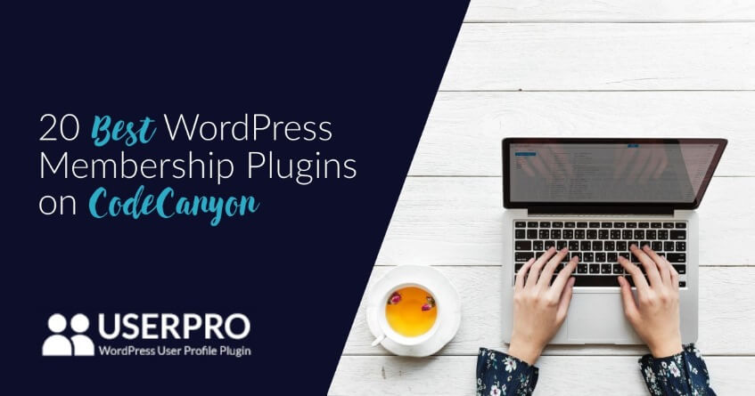 20 Best WordPress Membership Plugins on CodeCanyon