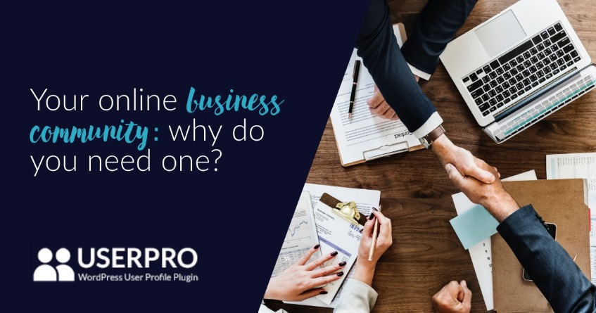 Your online business community: why do you need one?