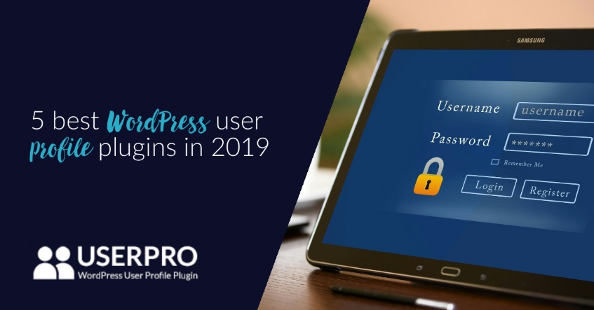 5 best WordPress user profile plugins in 2019